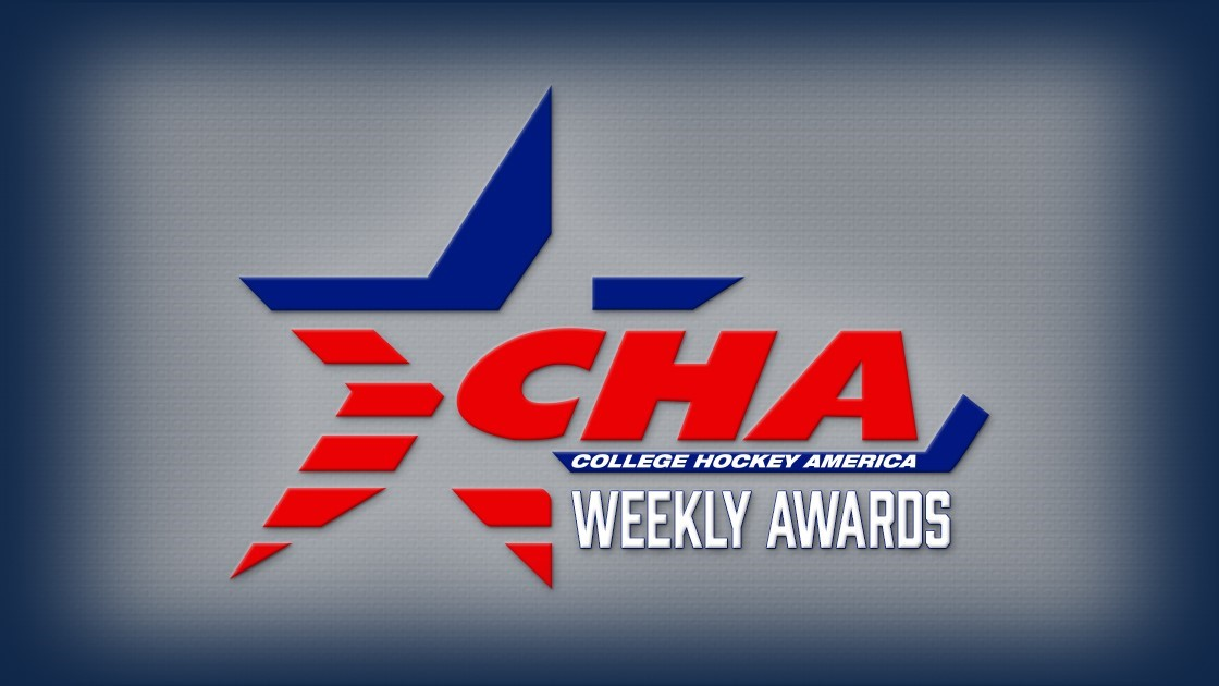 Knott, McDonnell, and DeSmet Earn CHA Weekly Awards